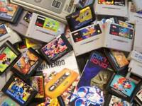 Wanted Video games/consoles/accessories cash waiting!
