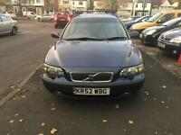 Volvo V70 2.4 auto 2002MY D5 SE Px welcome