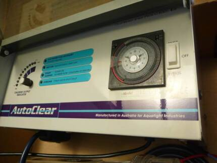 SALT CHLORINATORS EXCELLENT RE-CONDITIONED MUST CLEAR FROM $350 Subiaco Subiaco Area Preview