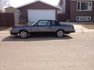 "1984 Buick Regal ""T"" Type"