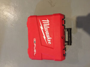 Milwaukee m18 Fuel case
