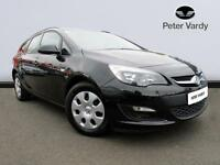Vauxhall Astra ES CDTI ECOFLEX S/S (black) 2013-12-12