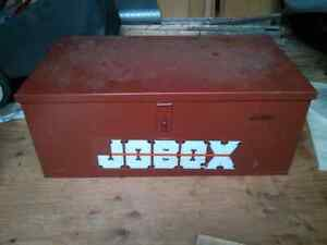 For sale Jobox lockable steel storage box Sarnia Sarnia Area image 2