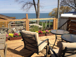 Lakeview Guest Vacation  Cottage    Rental