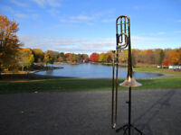 Trombone and Trumpet music lessons in Montreal