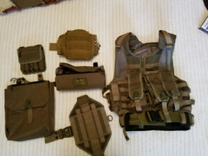 Paintball / Airsoft Tactical Gear