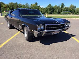 1969 Buick Skylark Custom 2 Door Coupe