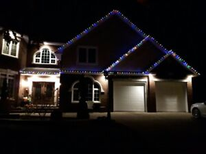 Xmas Light Install ( Outside ) Booking For Oct 15 ( Free Quotes