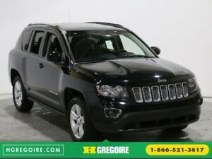 2017 Jeep Compass High Altitude Edition 4X4 TOIT OUVRANT CUIR MA