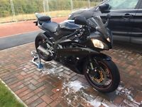 Yamaha R6 R 2006 6825miles, relocation forces sale