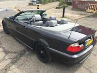 BMW 325 Ci M-SPORT AUTO..CONVERTIBLE >REDUCED PRICE OFFER