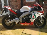 **For Sale** Stunning Max Biaggi Aprilia Rs 125 Race Replica **Low Mileage**
