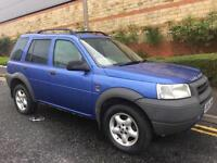 Land Rover Freelander 2.0 TD4 ES STEP AUTOMATIC