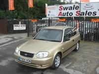 2004 HYUNDAI ACCENT GSi 1.3L IDEAL 1ST CAR, LOW INSURANCE GROUP