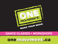 Dance Classes for Kids ages 2 +