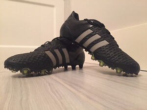 Adidas ACE 15.1 soccer shoes US size 8.5
