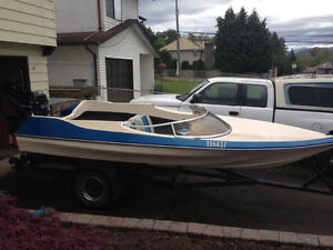 Well maintained , garage kept boat for sale