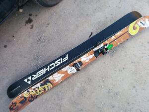 Watea Fischer women's ski
