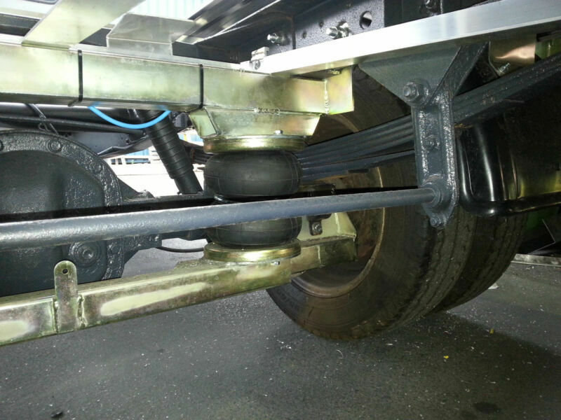 Air Suspension Kit Ford Transit Recovery Truck, Motorhome, Air Ride, Lift    in Wisbech, Cambridgeshire   Gumtree