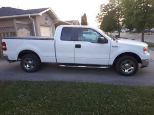 2007 FORD F150 XLT EXT CAB