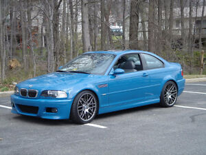 ***WANTED*** 2003 BMW M3 (6spd, coupe, LSB only!)