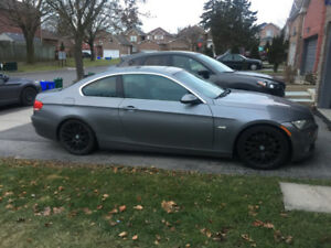 2007 BMW 335I COUPE /with winter tires