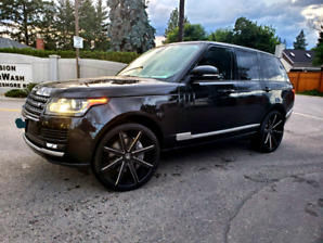 2014 RANGE ROVER HSE SUPERCHARGED