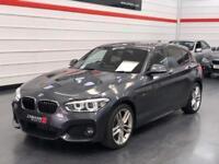 2017 BMW 1 Series 1.5 116d M Sport Sports Hatch (s/s) 5dr