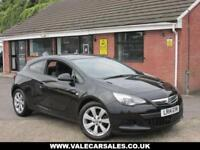 2014 14 VAUXHALL ASTRA 1.4 GTC SPORT S/S 3 DR