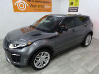 Grey Range Rover Evoque 2.0D HSE Dynamic ***FROM £624 PER MONTH***