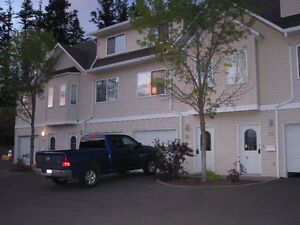 3 bedroom townhouse in Williams Lake's finest complex
