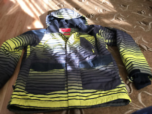 O!NEILL  WATERPROFF JACKET    Paid $200.00