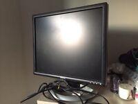 """19"""" Dell PC Monitor"""