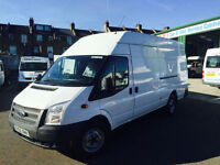2012 62 Ford Transit JUMBO 2.2TDCi 125PS ( EU5 ) 350 XLWB - Diesel Van
