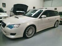 2009 Subaru Legacy GTB 2.0 Twin scroll TURBO - NEW SHAPE Semi Auto Estate Petro