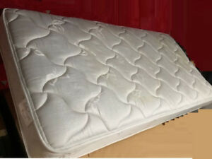 High Quality Pillow Top Double Mattress $80
