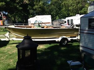 Classic Starcraft boat Motor and Trailer Kawartha Lakes Peterborough Area image 3