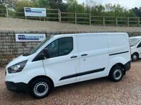 2018 Ford Transit Custom (68) 2.0 TDCi 105ps Low Roof Van new shape PANEL VAN D