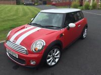 Mini one 2012 with upgrades