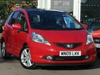 2009 Honda Jazz 1.4 i-VTEC EX 5dr i-SHIFT Auto Hatchback Petrol Automatic