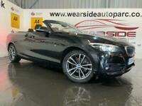 2018 BMW 2 Series 1.5 218I SPORT 2d 134 BHP Convertible Convertible Petrol Manua