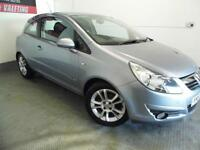 Vauxhall Corsa 1.2i 16v ( a/c ) 2007MY SXi Low Mileage In Excellent Condition