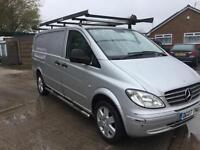 2007 07 Mercedes-Benz Vito SPORTlong 115CDI ONE OWNER
