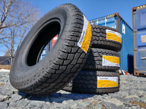 New LT275/65R18 $800 for 4, LT245/75R17 $620 for 4, A/T, 10ply