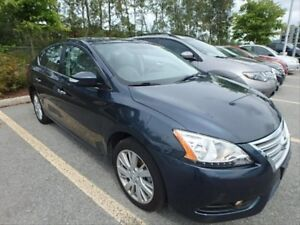 2013 Nissan Sentra SV NAV! LEATHER! PUSH TO START! A/C!