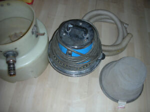 COMMERCIAL WET/DRY VACUUM