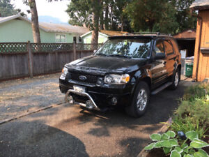 2006 Ford Escape Limited Edition