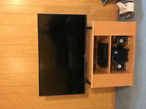 Tv and tv stand LG edition LCD TV 43inch
