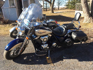 Powerful cruiser with extras for sale- low KM! $7800 OBO
