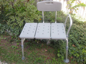 NEW...Medical Knock Down Transfer Bench...purchased but not used